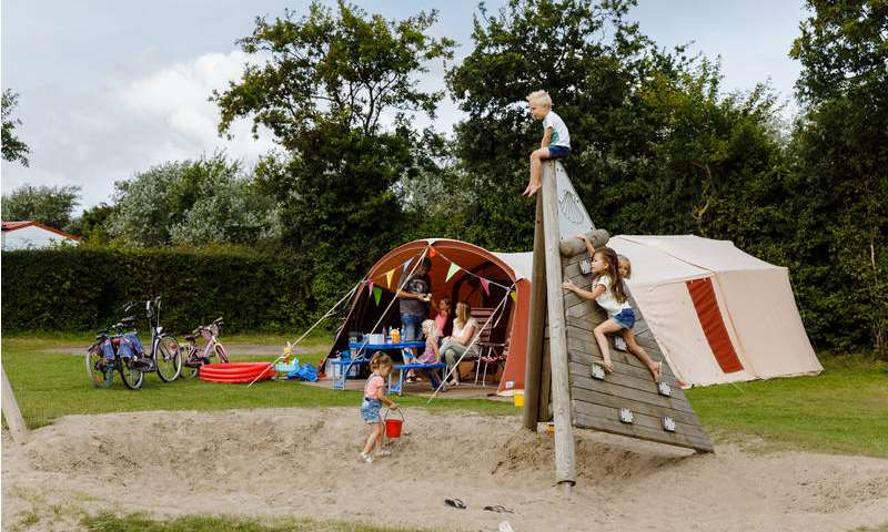 Camping Toppershoedje | Ouddorp - Zuid-Holland | Glamping ...